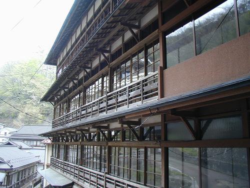 鎌先温泉・一条旅館